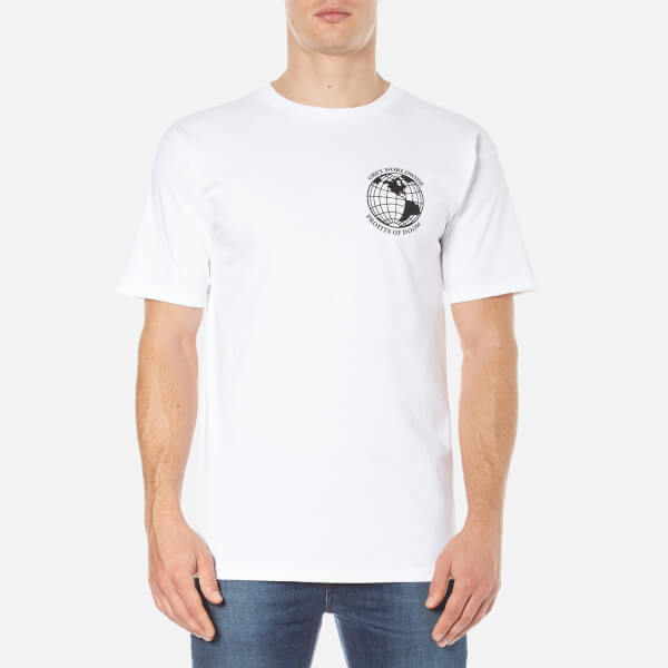 OBEY Clothing Men's Profits Of Doom T-Shirt - White