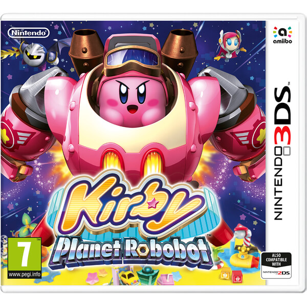 Kirby Planet Robobot - Digital Download