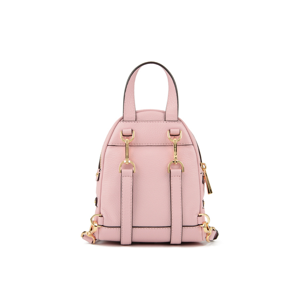 2b095d170c5c MICHAEL MICHAEL KORS Rhea Zip Small Crossbody Backpack - Pink  Image 6