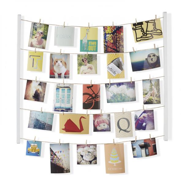Umbra Hangit Photo Display - White