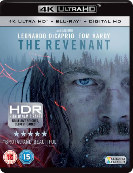 The Revenant - 4K Ultra HD