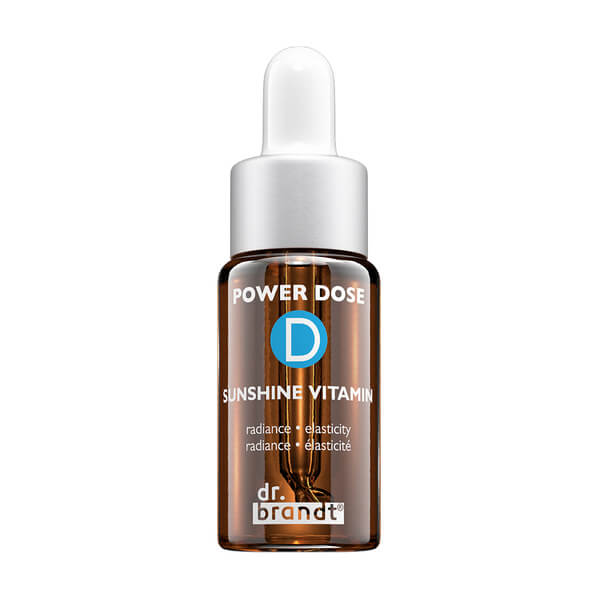 Sérum facial Sunshine Vitamin Power Dose D de Dr. Brandt XYY (17,7 ml)