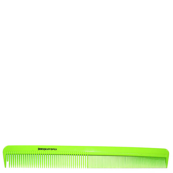 Denman Precision Military-Kamm - Lime Green