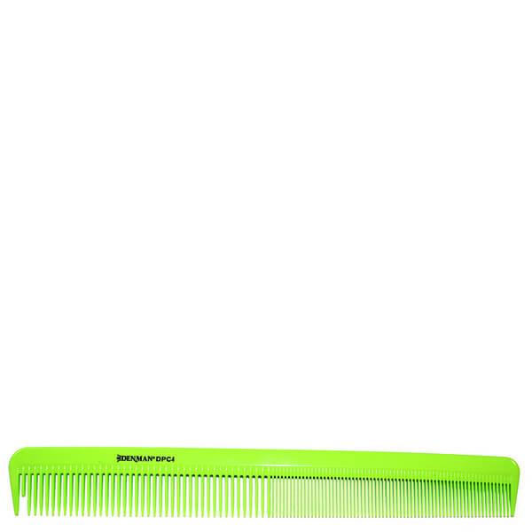 Peine de precisión Military Comb de Denman - verde lima