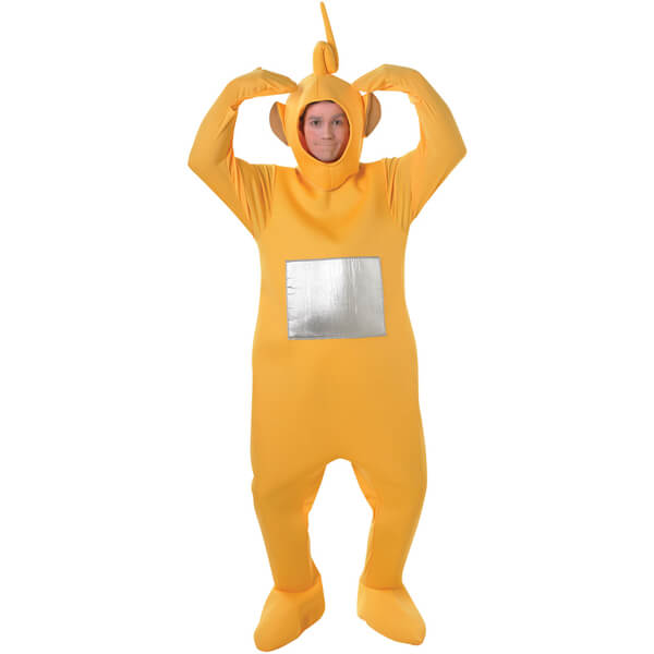 Teletubbies Men's Laa-Laa Fancy Dress