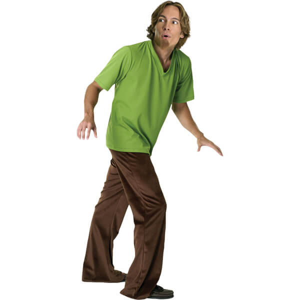 Scooby Doo Men's Shaggy Fancy Dress