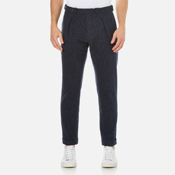 Carven Men's Cropped Trousers - Marine