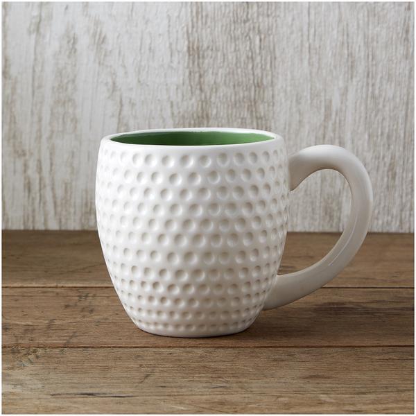 Tasse Golf -Blanc/Vert