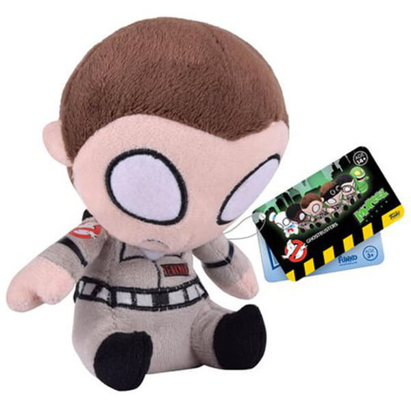Mopeez Ghostbusters Dr Peter Venkman Plush Figure Pop