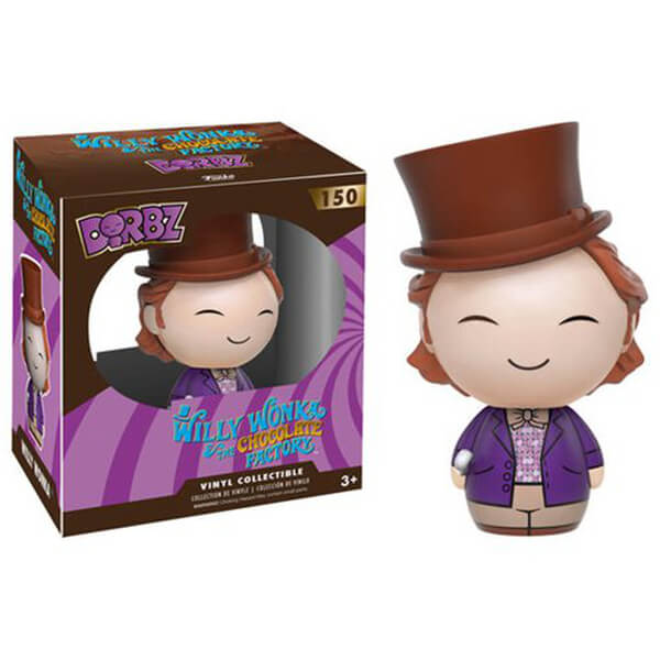 Willy Wonka and the Chocolate Factory Willy Wonka Dorbz Vinyl Figure