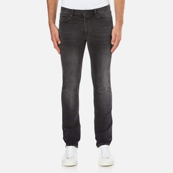 HUGO Men's Hugo 734 Stretch Slim Fit Jeans - Grey Wash