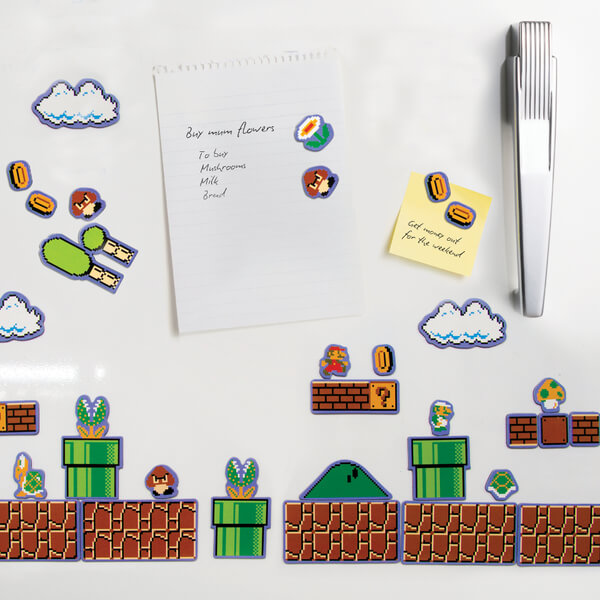 Super Mario Bros. Magnets