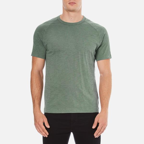 YMC Men's Television T-Shirt - Green