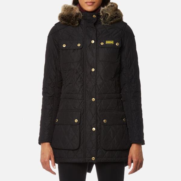 Barbour International Women's Enduro Quilt Jacket