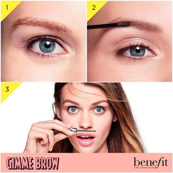 benefit Gimme Brow (Various Shades) Reviews | Free Shipping ...