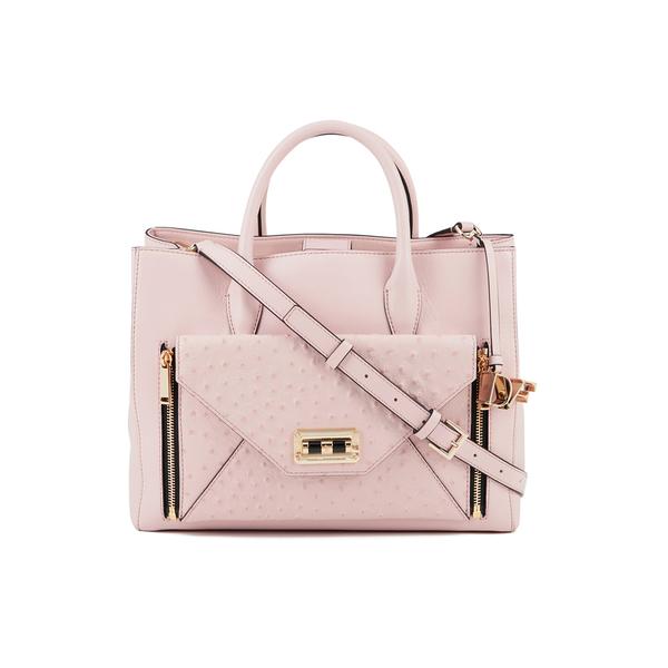 Diane von Furstenberg Women's Gallery Large Secret Agent Tote Bag - Blossom