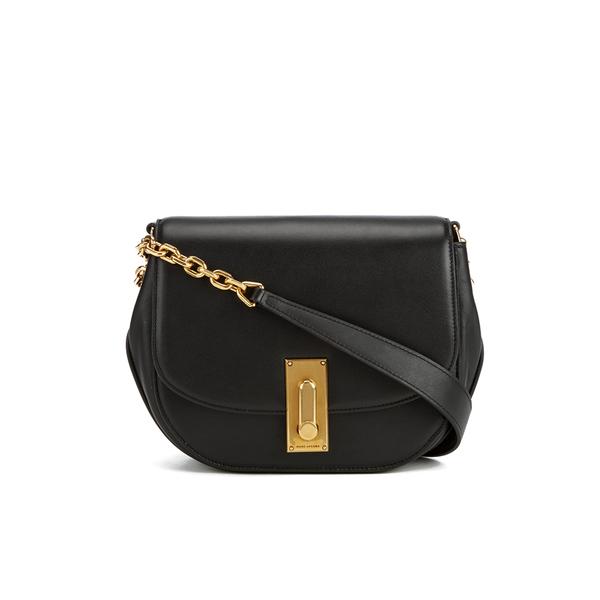Marc Jacobs Women's West End The Jane Saddle Bag - Black