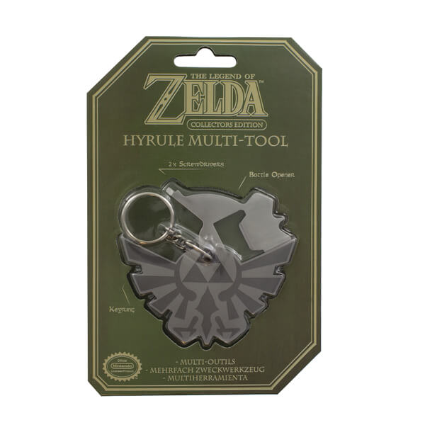 The Legend of Zelda Collector's Edition Hyrule Multi-Tool