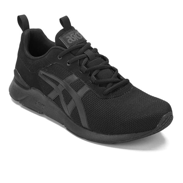Asics Tiger Para Hombre Zapatos Para Correr En Gel Corredor Lyte Negro OSMPFg5