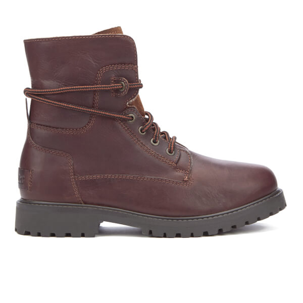 Wrangler Men's Aviator Roll Down Lace Up Boots - Bier