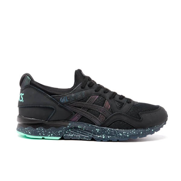 Asics Lifestyle Men's Gel-Lyte V Borealis Pack Trainers - Black: Image 1