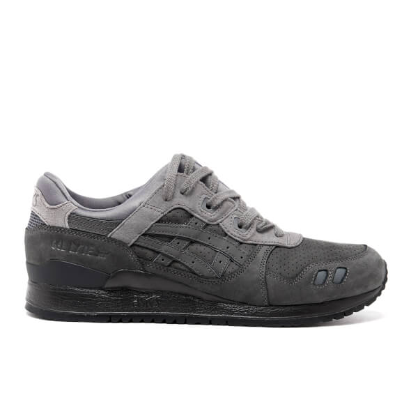Asics Men's Gel-Lyte III Trainers - Dark Grey