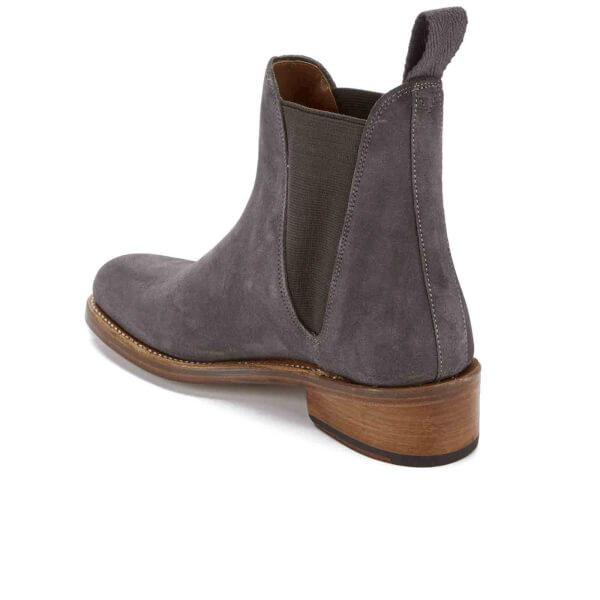 ab34f77a2ef2 Grenson Women s Nora Suede Chelsea Boots - Charcoal  Image 4