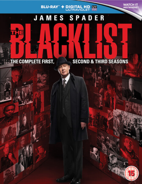 Blacklist - Saisons 1-3