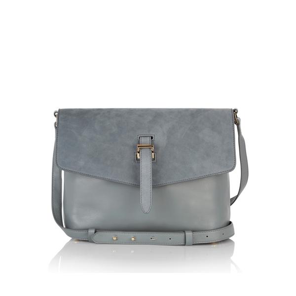 meli melo Women's Maisie Medium Cross Body Bag - Blue Heron
