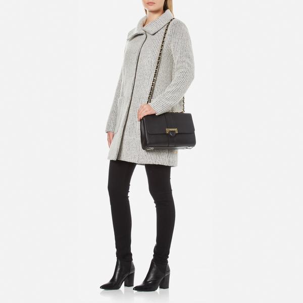 Aspinal of London Women s Large Lottie Bag - Black  Image 2 5cc398e769