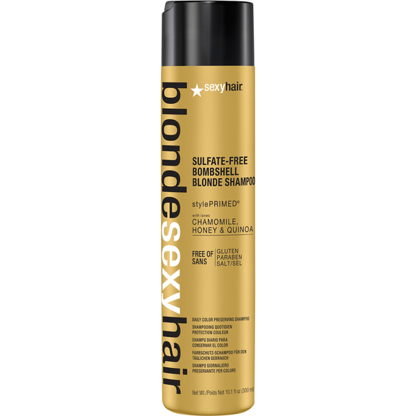 Champú Blonde Bombshell Blonde de Sexy Hair 300 ml
