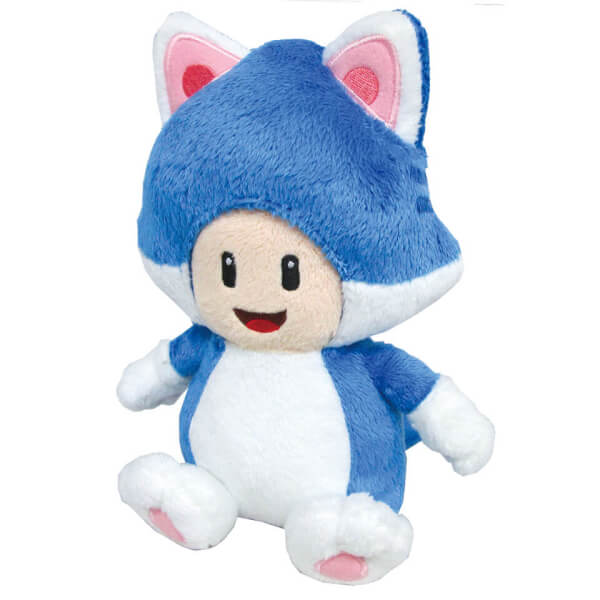 Toad Cat Soft Toy