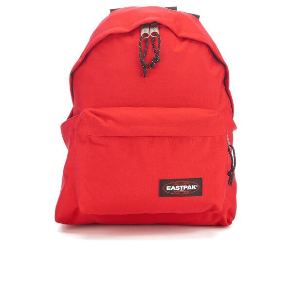 Eastpak Padded Pak'r Backpack - Red