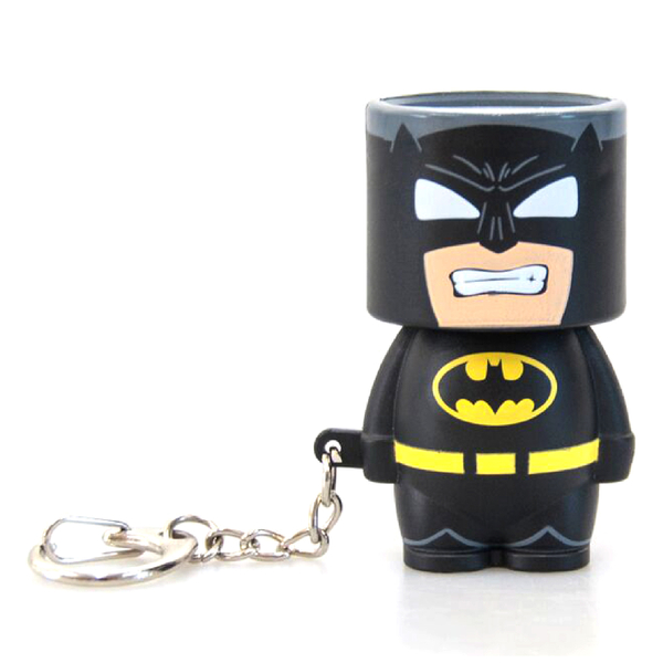 Batman Mini Look-Alite Keychain