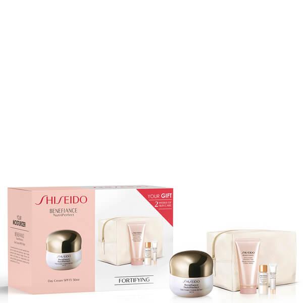 Shiseido Benefiance Nutri-Perfect Day Cream Kit
