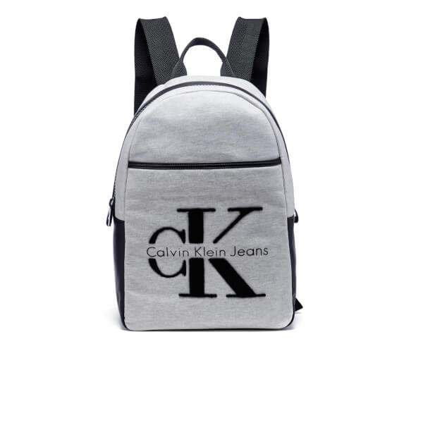 Calvin Klein Women S Backpack Light Grey Womens