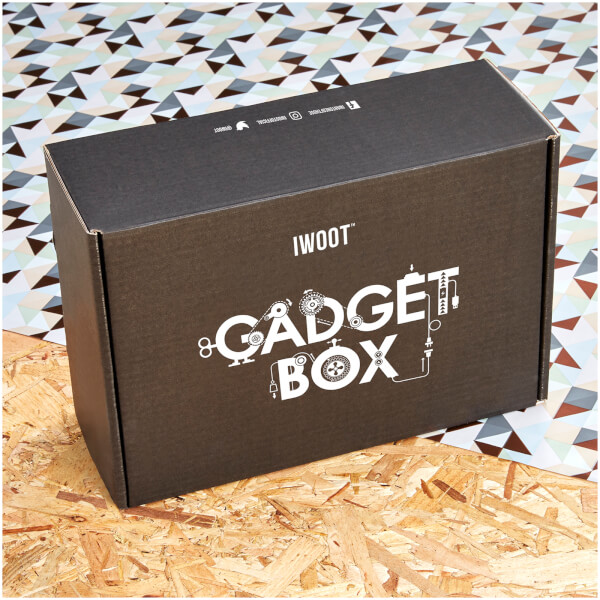 IWOOT Mystery Gadget Box - Worth over £50 Unique Gifts | Zavvi