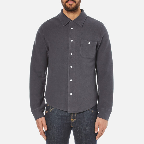 Garbstore Men's Club Shirt - Navy