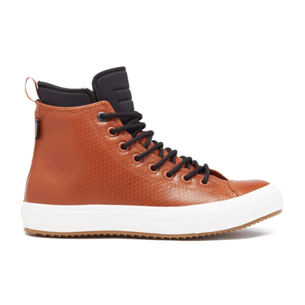 ff03fdf20e7f Converse Men s Chuck Taylor All Star II Leather Neoprene Boot Hi-Top  Trainers -
