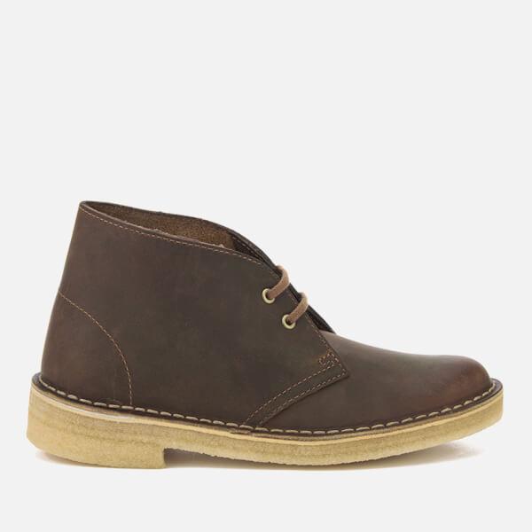 83d4dc0672d1 Clarks Originals Women s Desert Boots - Beeswax Leather  Image 1
