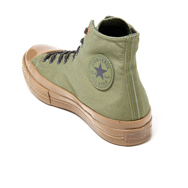 Chuck Taylor All Star 70 Hi Trainers In Green - Green Converse YHqY0V70TR