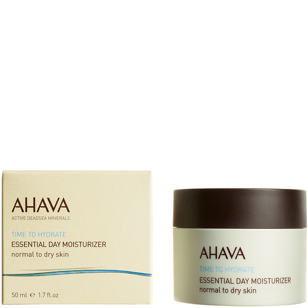 AHAVA Essential Day Moisturizer - Normal to Dry Skin