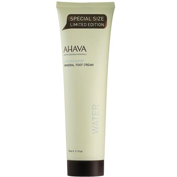 AHAVA Mineral Foot Cream - 50 Percent More (Worth $35.00)