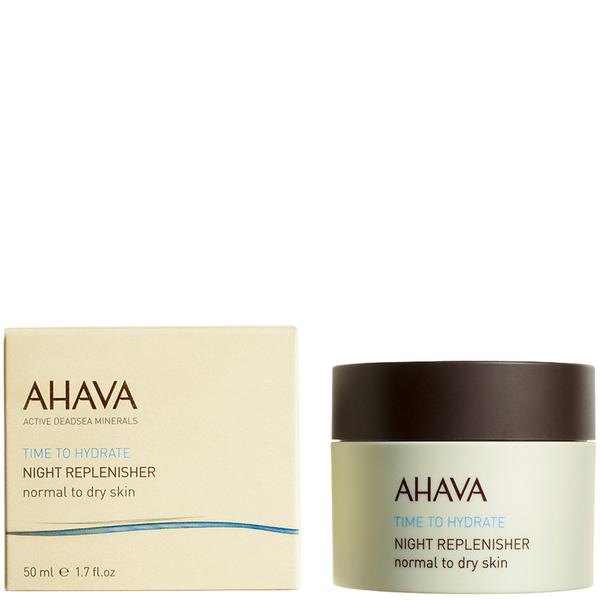 AHAVA Night Replenisher - Normal to Dry skin