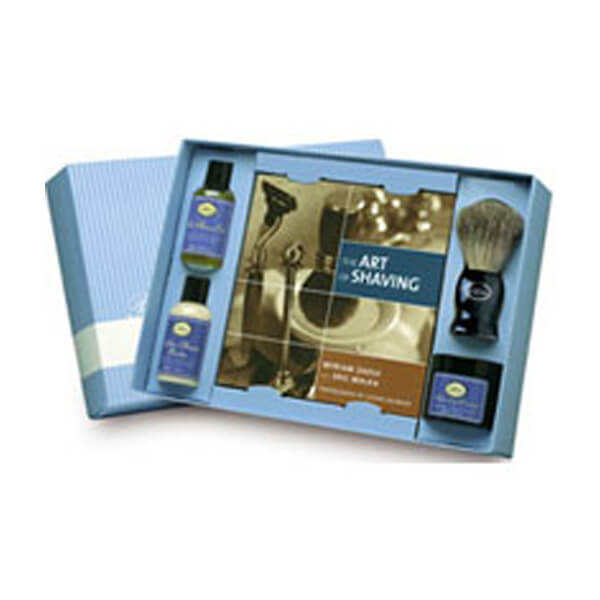 The Art of Shaving Full Size Kit - Lavender