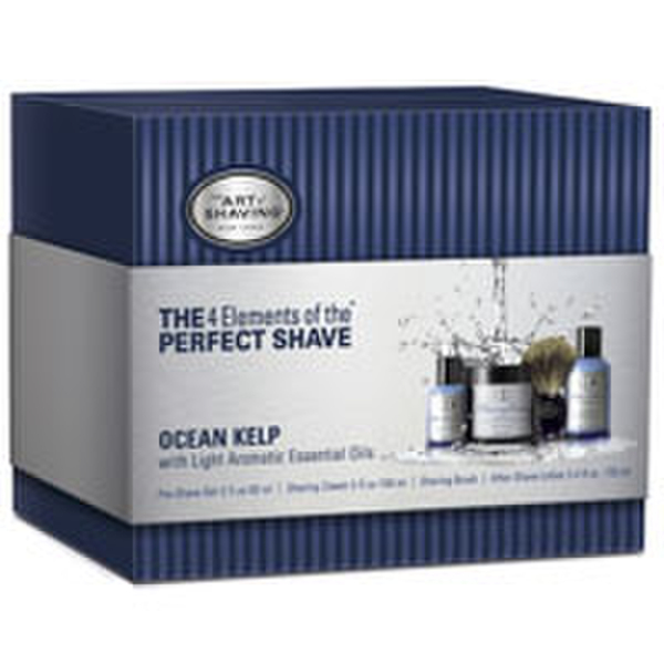 The Art of Shaving Full Size Kit - Ocean Kelp
