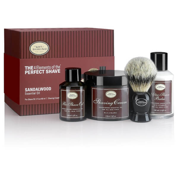 The Art of Shaving Full Size Kit - Sandalwood