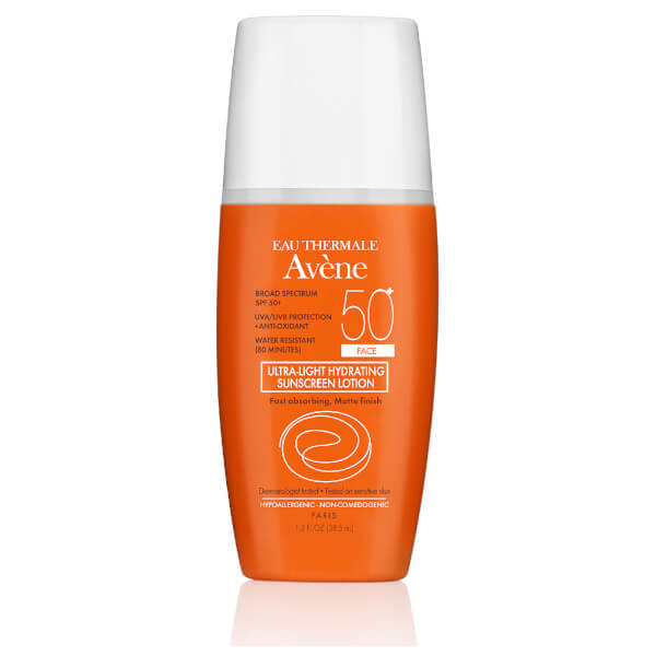 Avène Ultra-light Hydrating Sunscreen Lotion SPF 50+