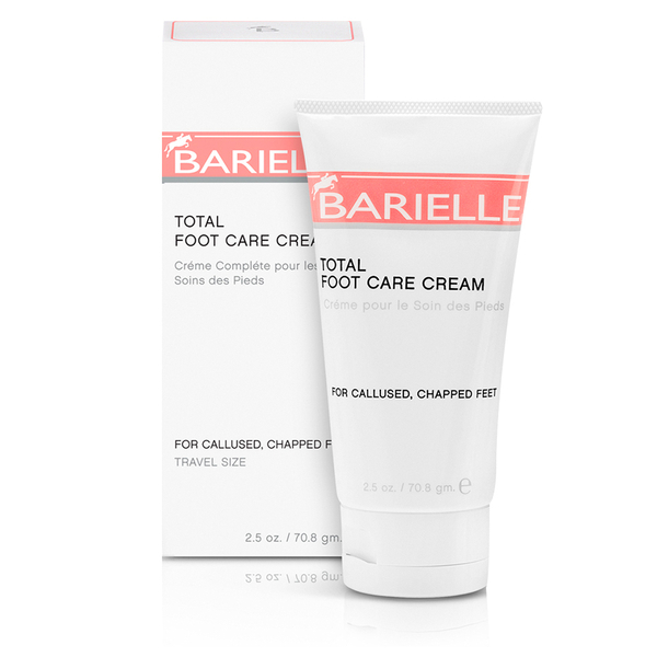 Barielle Total Foot Care Cream 2.5oz