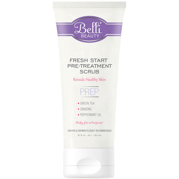 Belli Beauty Fresh Start Pre-Treatment Scrub